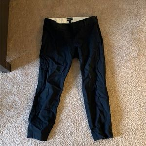 J crew stretchy work pants!